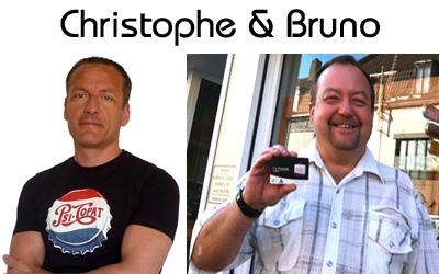 Photo des Gérants du site Ma Chevalière.fr